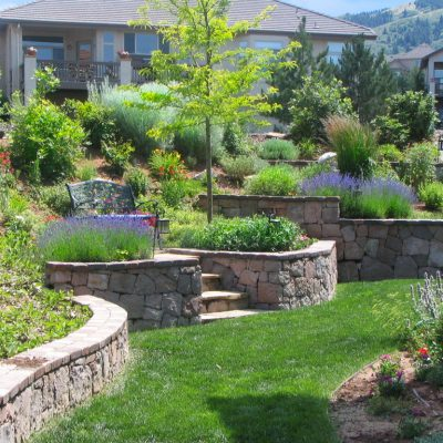 Garden Design Denver Highlands